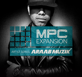 Akai araabMUZIK MPC Expansion