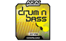 Akai Drum n Bass Sample Pack - by Loopmasters