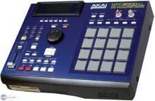 Akai MPC2000XL Blue