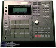 Akai MPC3000 Limited Edition