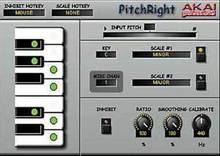 Akai PitchRight