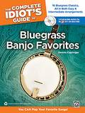 Alfred Music Publishing Complete Idiot's Guide to Bluegrass Banjo Favorites
