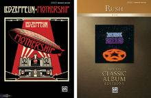 Alfred Music Publishing Led Zeppelin Guitar Tab Songbooks