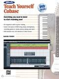 Alfred Music Publishing Teach Yourself Cubase