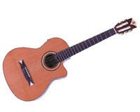 Alhambra Guitars CS-3 CW E3