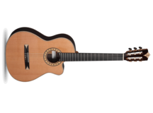 Alhambra Guitars CS-3 CW E8