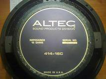 Altec 414-16C