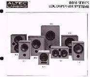 Altec Lansing SERIE 8000