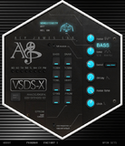ALY JAMES LAB VSDS-X