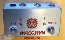 Analog Man A/B/BOTH BOX
