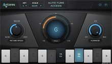 Antares Audio Technology Auto-Tune Access
