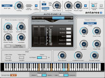 Antares Systems Auto-Tune 8