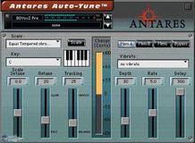 Antares Systems Auto-Tune TDM / HD