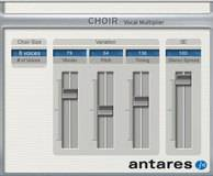 Antares Systems Avox Choir