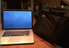 Apple Macbook pro 15 pouces  2015