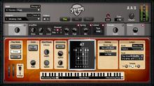 Applied Acoustics Systems Strum GS-2 Acoustic & Electric Guitar