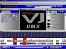 Arkaos VJ 3.0.3 DMX