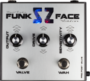 Ashdown Stuart Zender SZ Funk Face Twin Dynamic Filter
