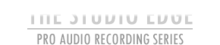 Ask Video Studio Edge: Pro Audio Recording Series