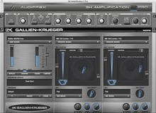 Audiffex Gallien-Krueger Amplification 2