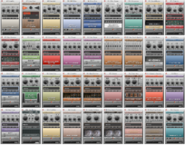 Audified Pedals