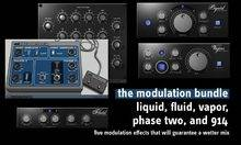 Audio Damage The Modulation Bundle
