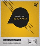 Audiomodern Random Riff Generator Pro