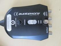 Audiophony Converter