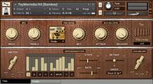 AudioThing Toy Marimba
