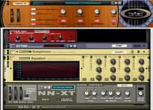 Audiowarrior 12 String Acoustic Guitar Reason Refill