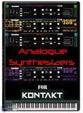 Audiowarrior Analogue Synthesizers For Kontakt