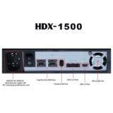Avastor HDX1500500GB QUAD USB2.0, ESATA,1394A, 1394B 500GB