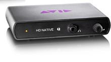 Avid Pro Tools HD Native Thunderbolt