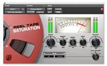 Avid Reel Tape Saturation