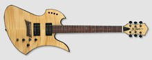 B.C. Rich Mockingbird Polarity Deluxe - Natural