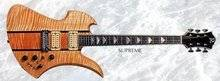 B.C. Rich USA Mockingbird Supreme