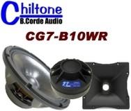 B.corde Chiltone CG7-B10WR