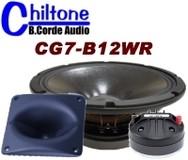 B.corde Chiltone CG7-B12WR