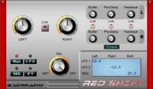 B.Serrano RedShift 3