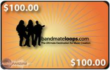 Bandmateloops Gift Card