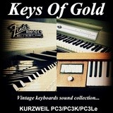 Barb and Co Keys Of Gold PC3/K/Le/A