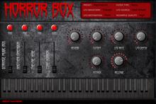 BeatMaker XyZ Horror Box