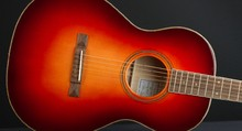 Bedell Guitars Bedell Wildfire Parlor