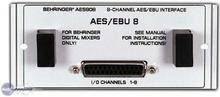 Behringer AES808/ACB808P