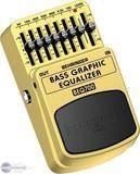 Behringer Bass Graphic Equalizer BEQ700