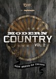 Big Fish Audio Modern Country vol 2