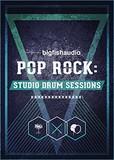 Big Fish Audio Pop Rock: Studio Drum Sessions