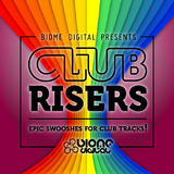 Biome Digital Club Risers – 200 Sound Effects