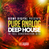 Biome Digital Pure Analog Deep House – 10 Full Construction Kits!