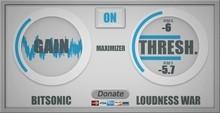 Bitsonic Loudness War Maximizer